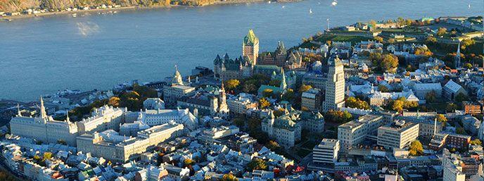 Vols pas cher Québec