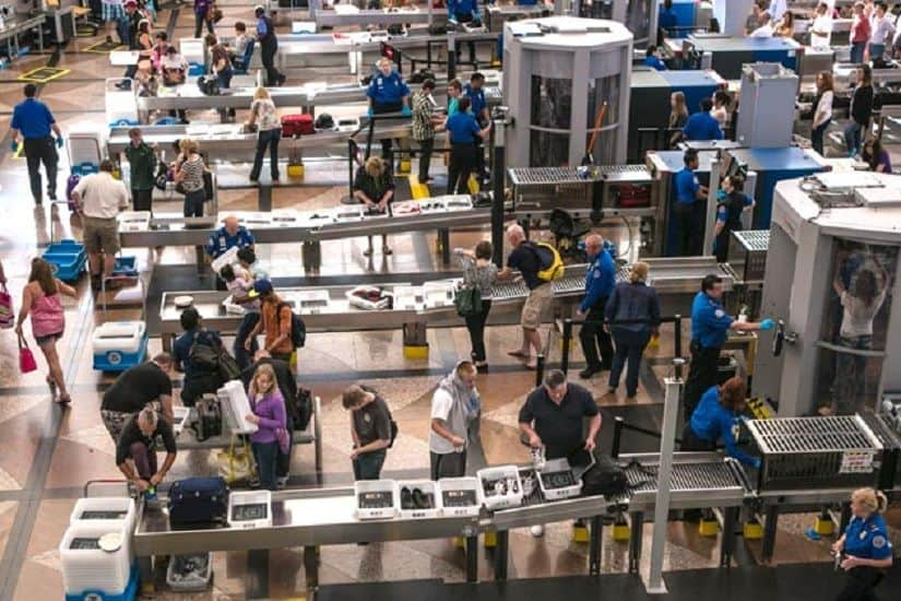 New Security Rules For Flights to the US