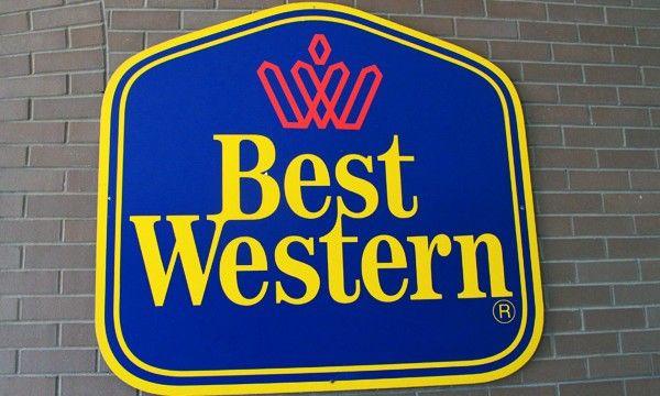 L'hôtel réservé le plus souvent au monde… est un Best Western?