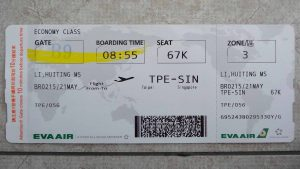 Why You Should Never Post A Picture Of Your Boarding Pass On Social Media