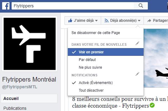 Truc Facebook