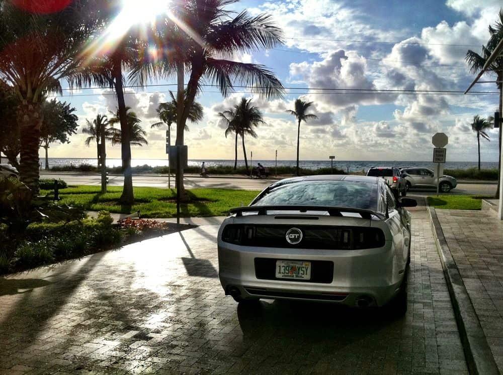 Super aubaine pour aller en Floride en auto de location à 4,99$US par jour