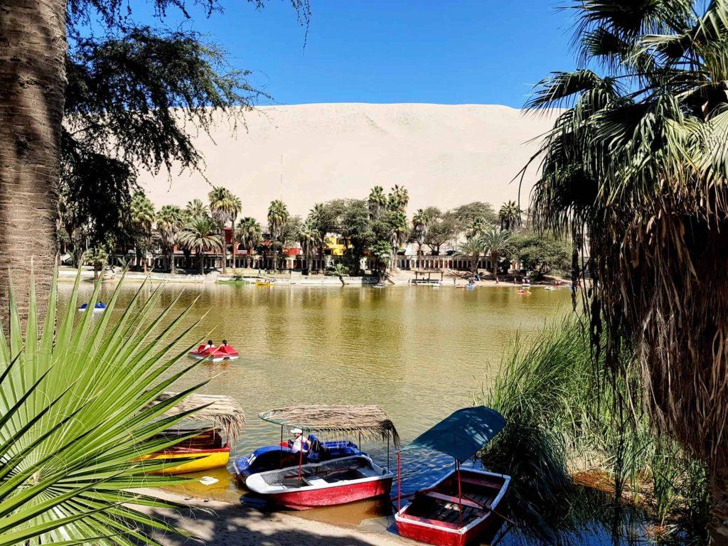 Oasis Huacachina