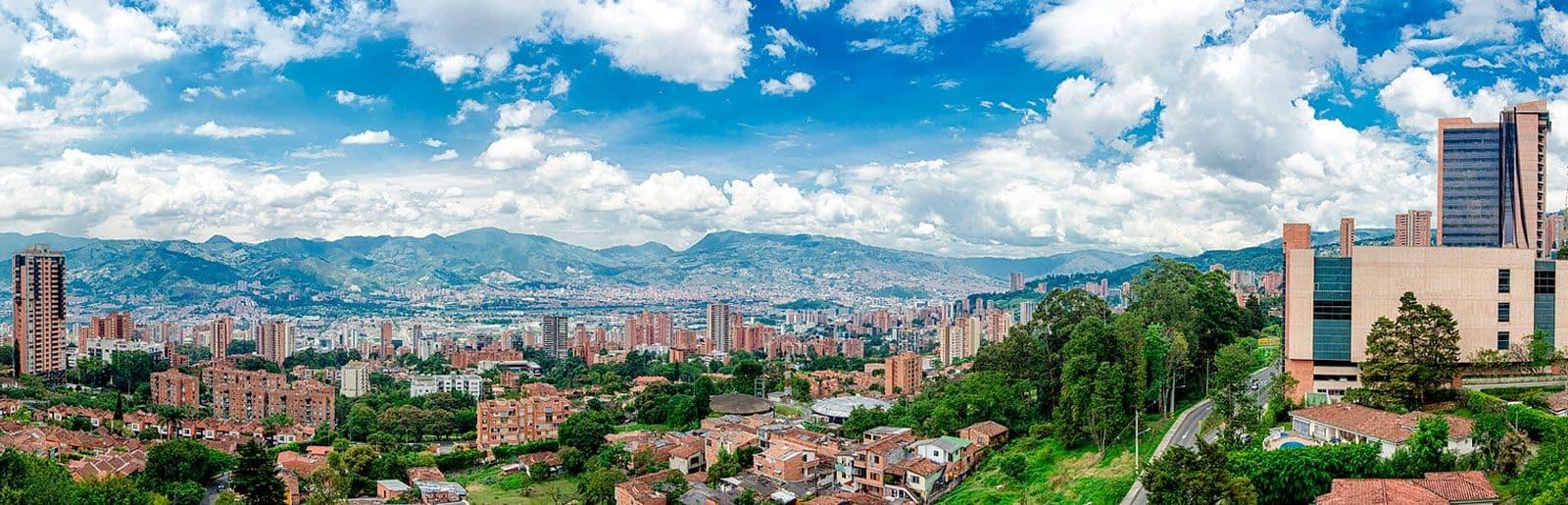 You are currently viewing Tour du monde (partie 1) : Medellín, Colombie