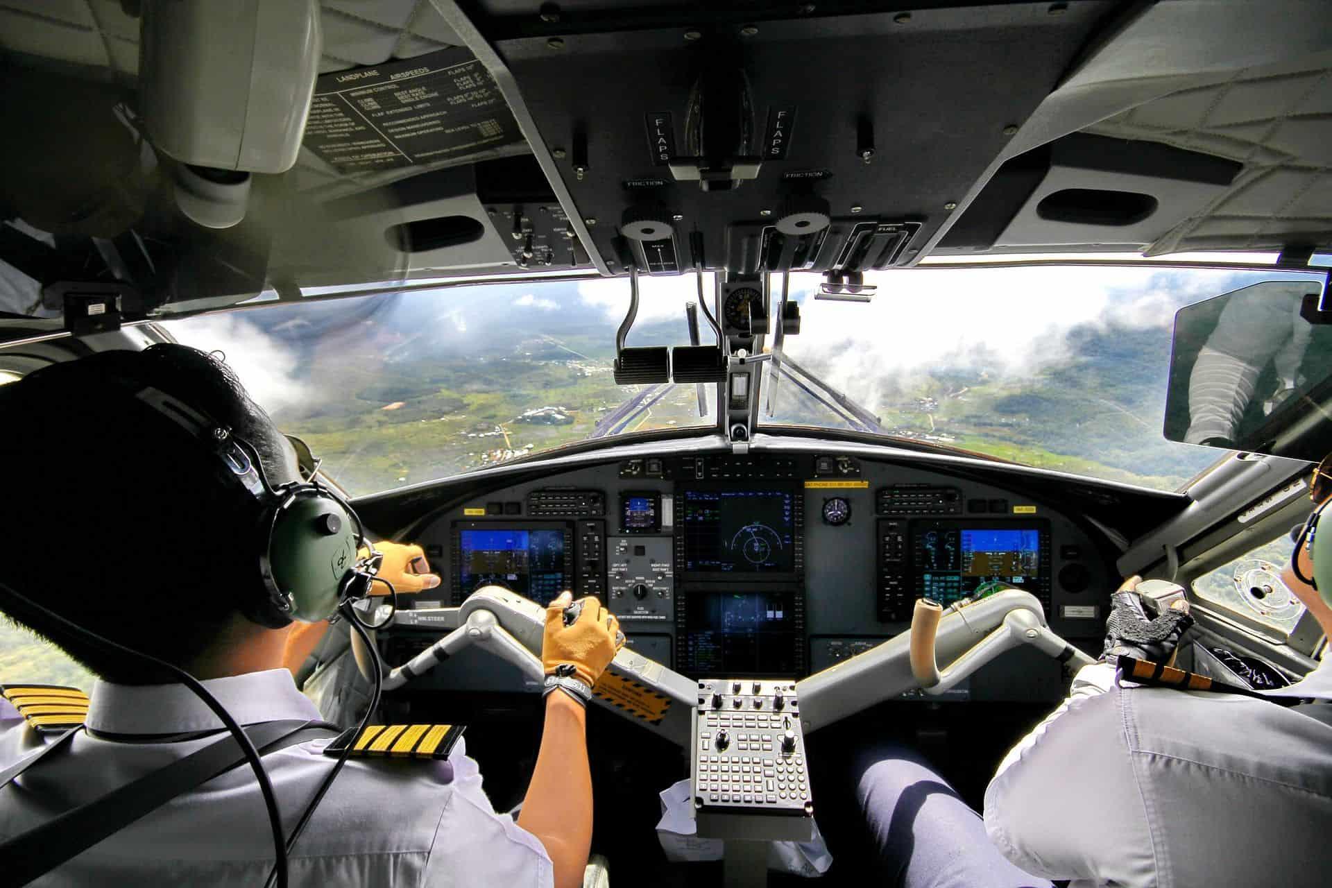 Seriez-vous prêt à embarquer dans un avion sans pilote?