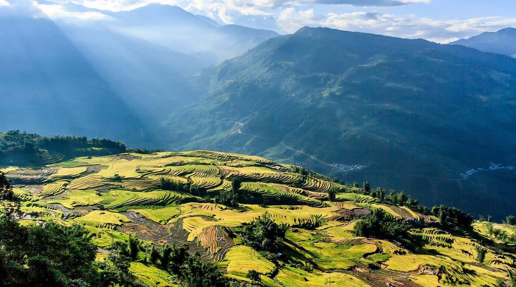 Comment aller au Vietnam pas cher (604 $ aller-retour)