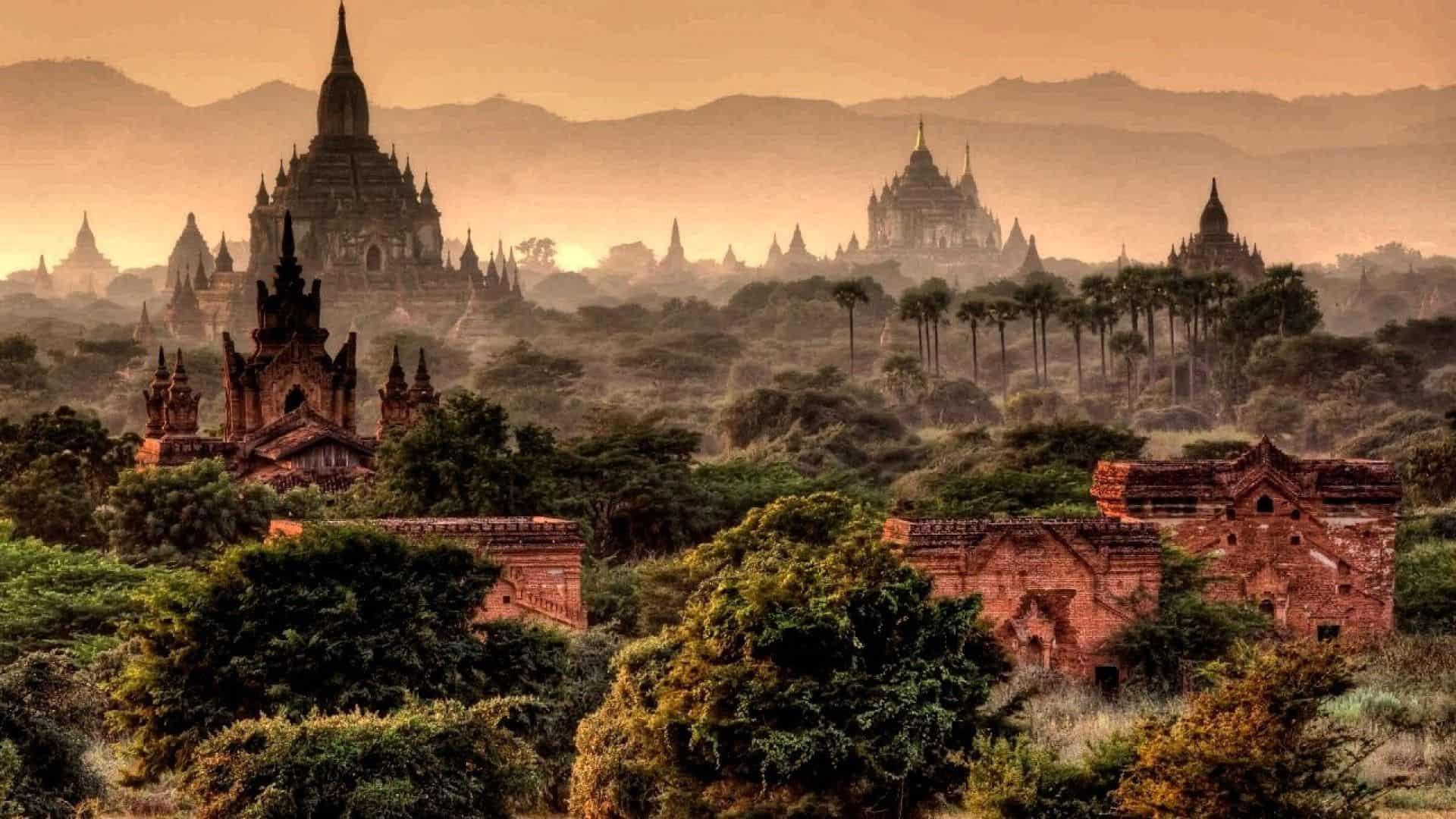 Comment aller au Myanmar pas cher (638 $ aller-retour)