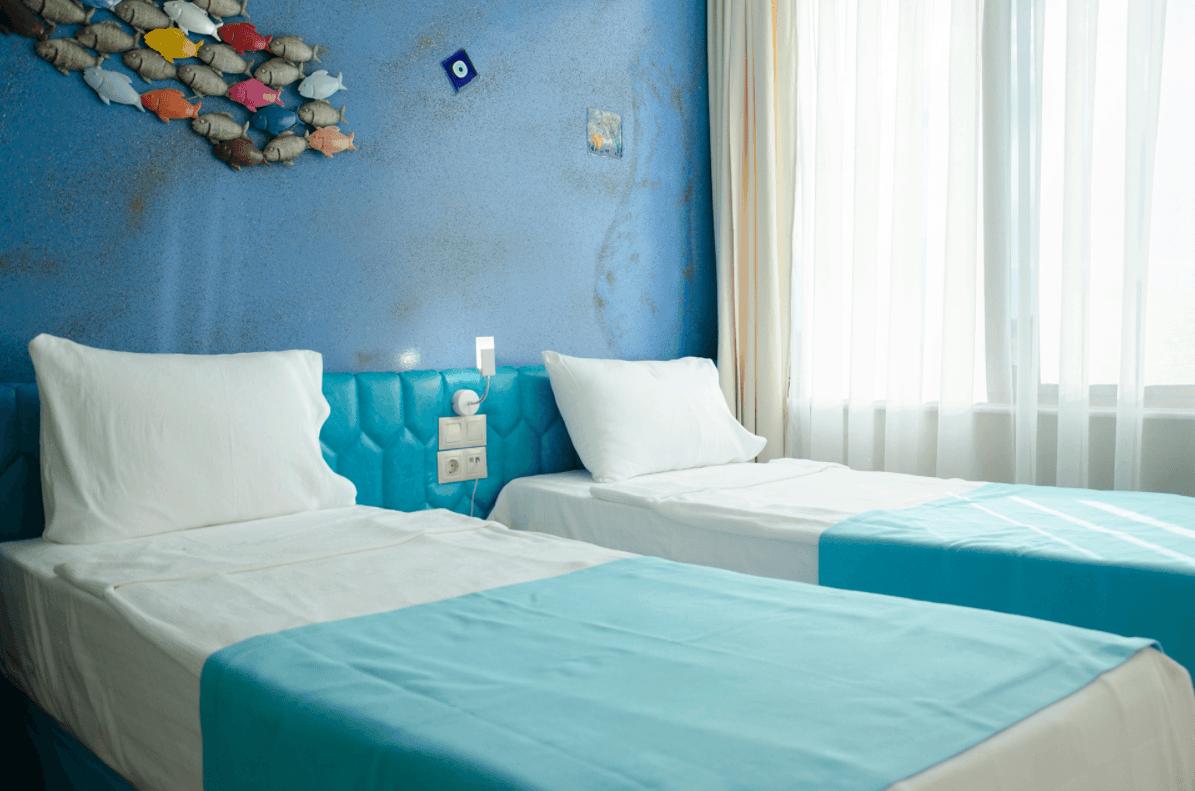 Patron Hotel Review Antalya