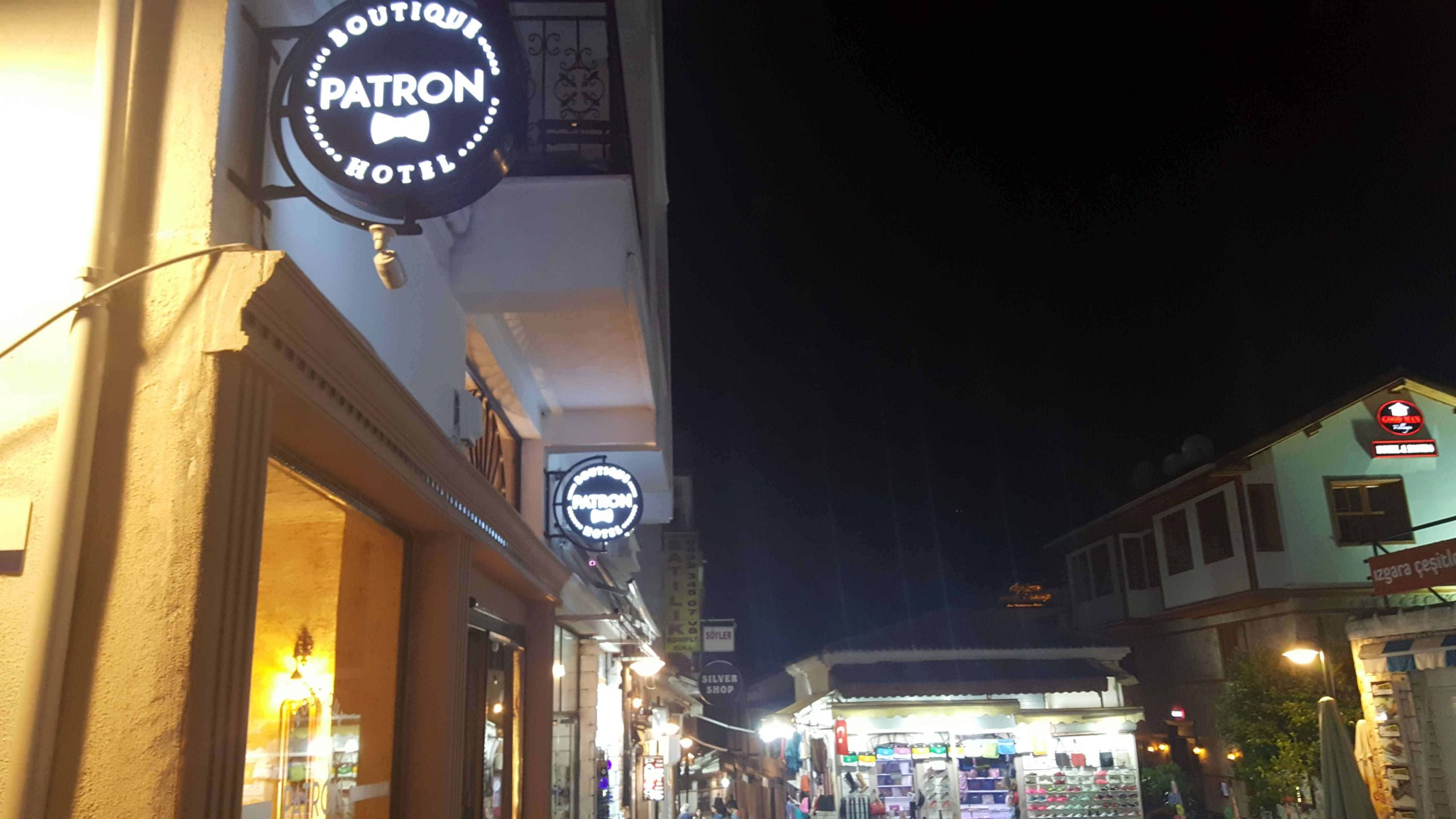 Patron Boutique Hotel Antalya Review