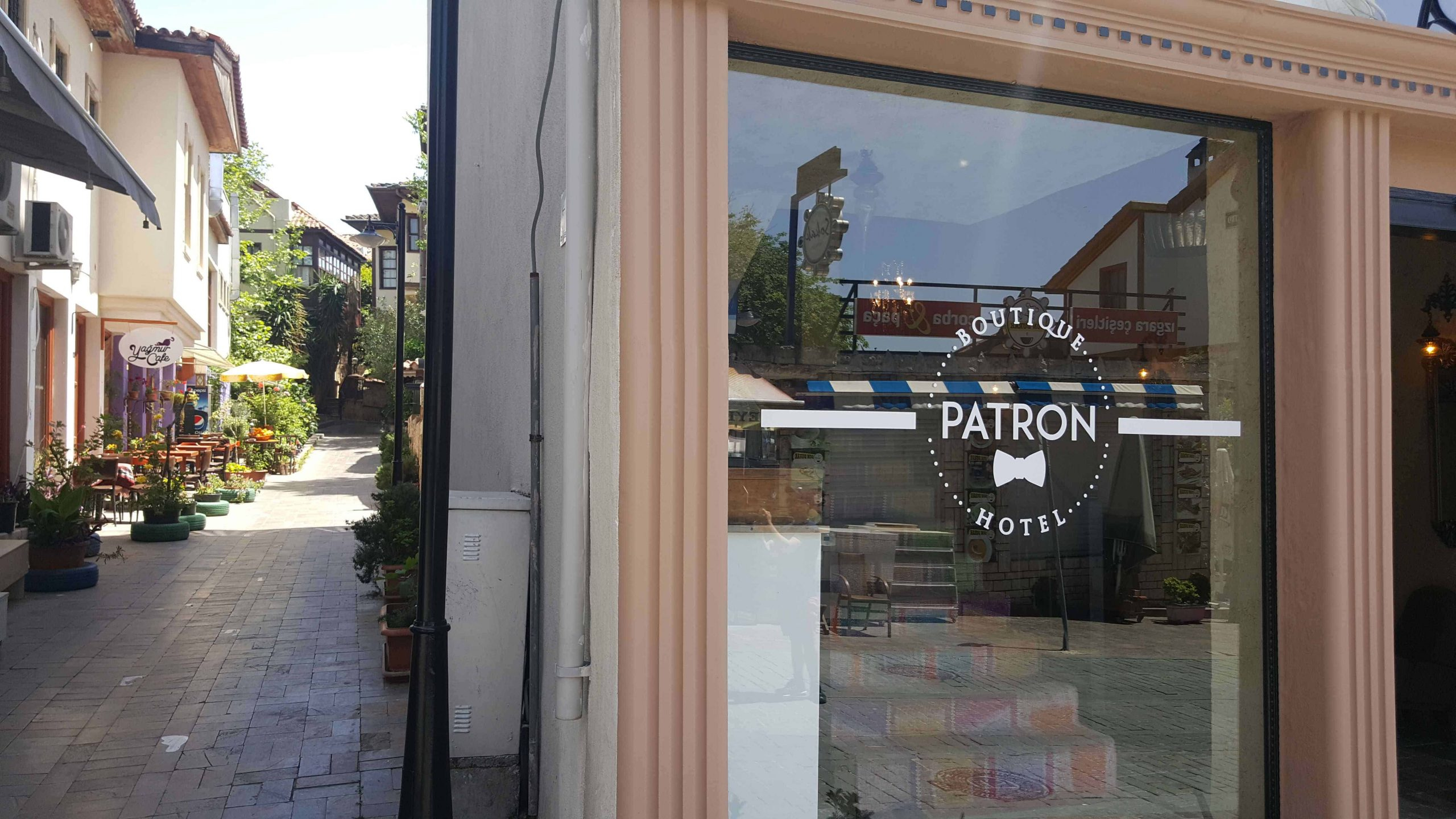 Patron Boutique Hotel Review Antalya