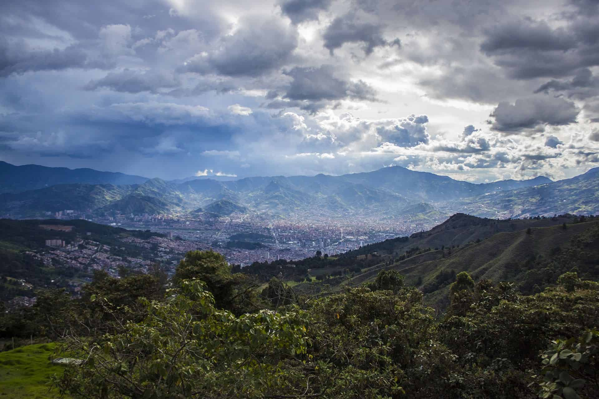 Around the World Part 1: Colombia