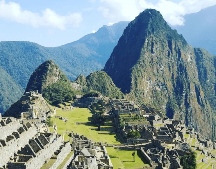 Visite à Machu Picchu, une des 7 merveilles du monde