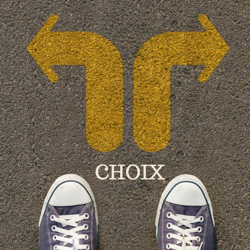 Faire les bons choix qui nous permettront de voyager plus