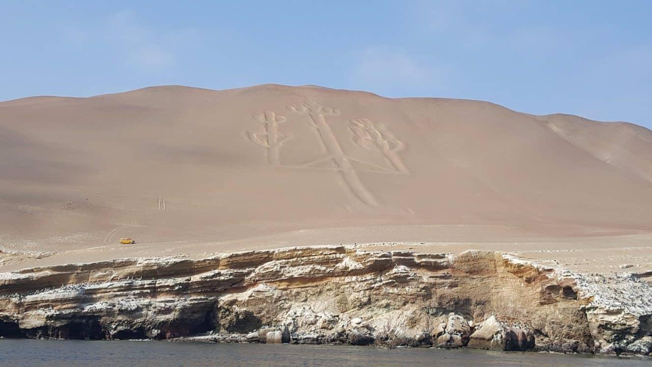 Voyage Paracas Pérou