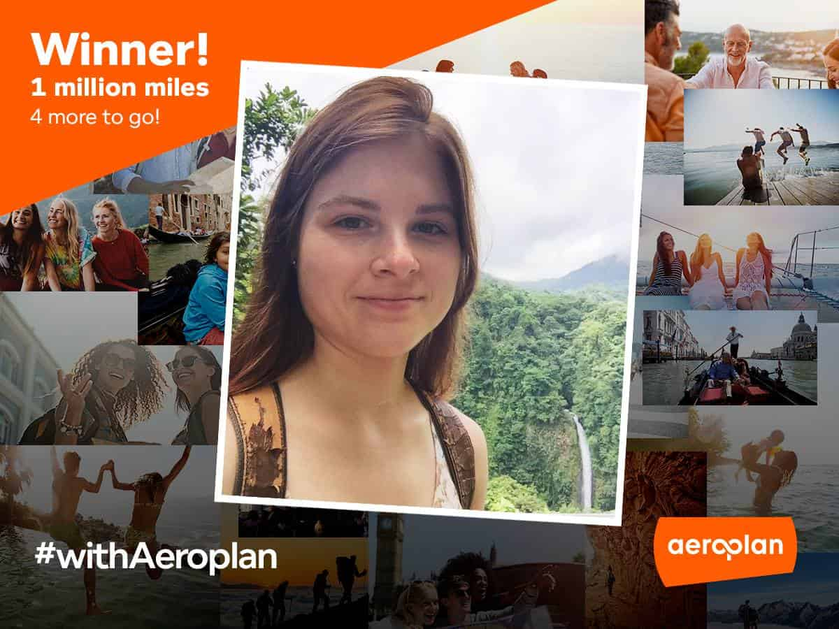 A Reader Won 1 Million Aeroplan Miles Thanks to Flytrippers
