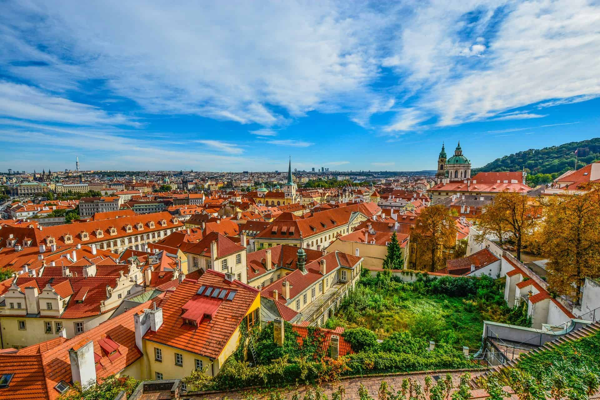 25 destinations à voir en Europe cet automne