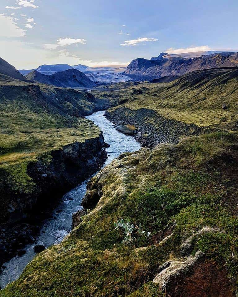 Emstrur (Botnar)- Trek Landmannalaugar