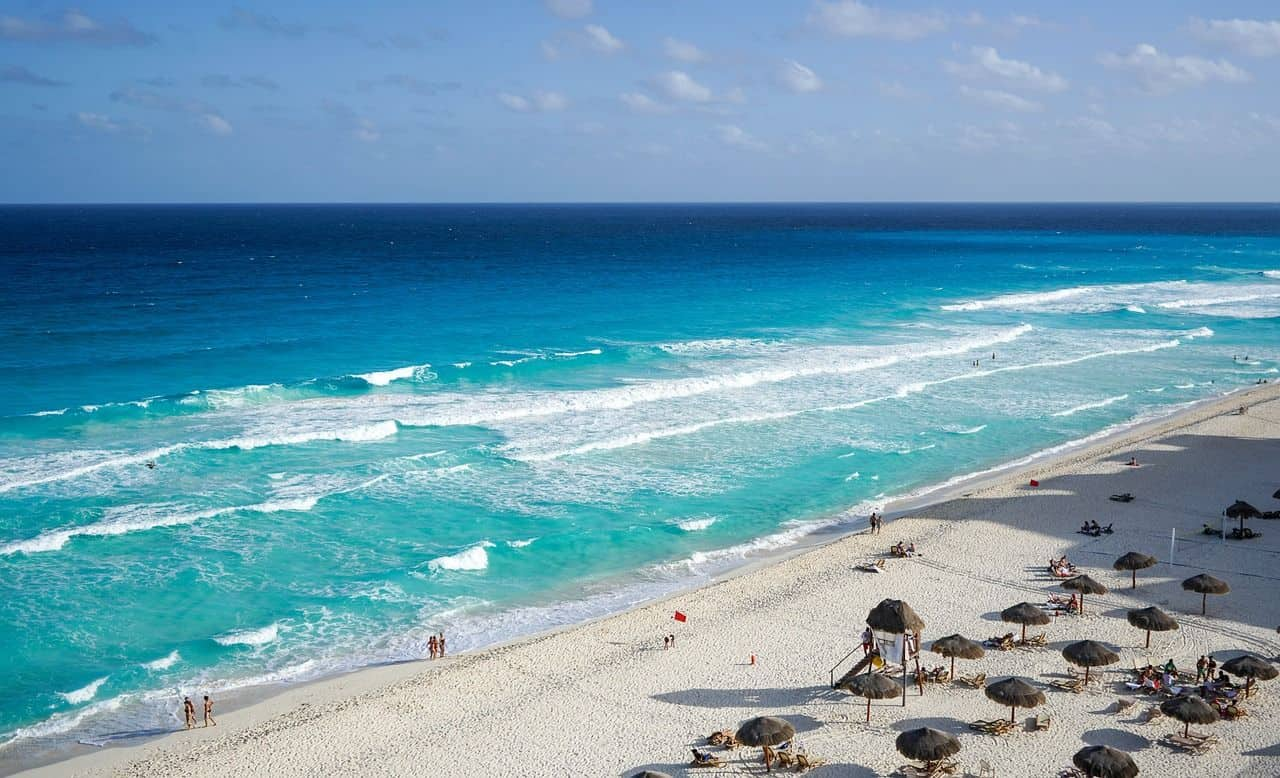 Cancún Wants to Pay You $10K/Month to Vacation There