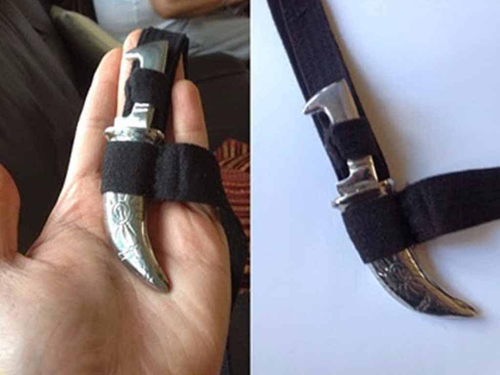 You are currently viewing Les petites lames de couteaux seront permises à bord des vols au Canada