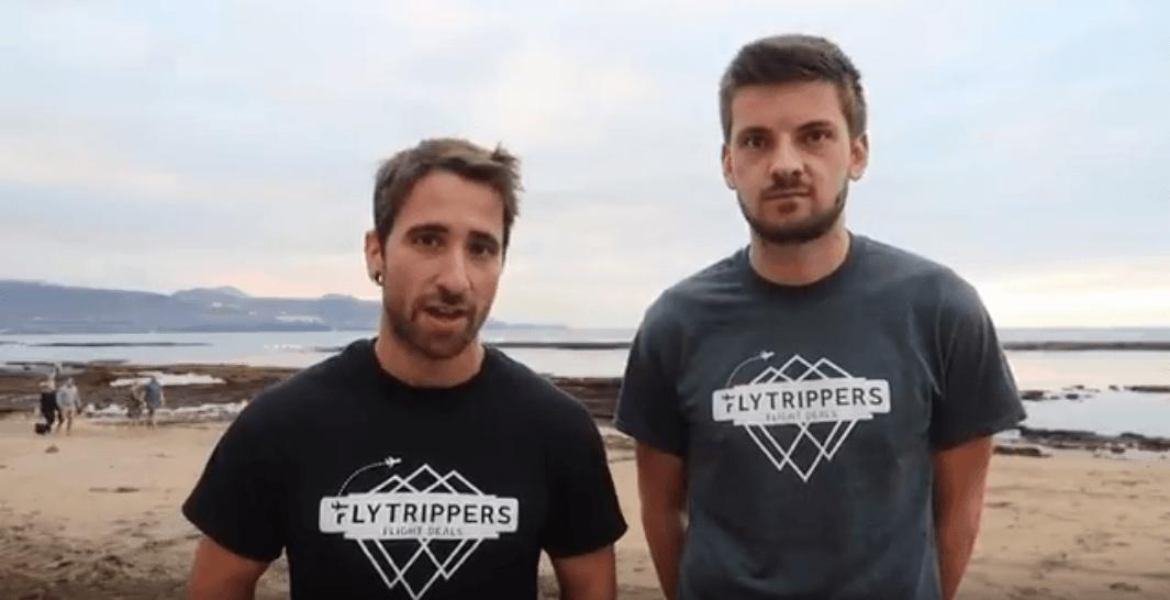 Mini-concours: Madrid vs. Lisbonne et lancement de la chaîne YouTube Flytrippers