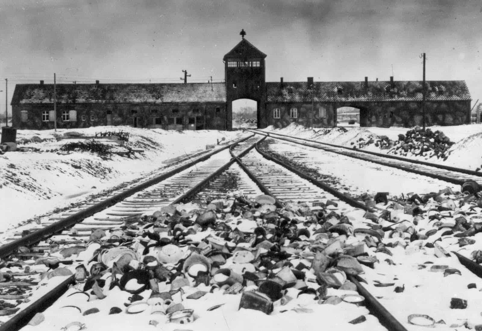 Camp Auschwitz Birkenau