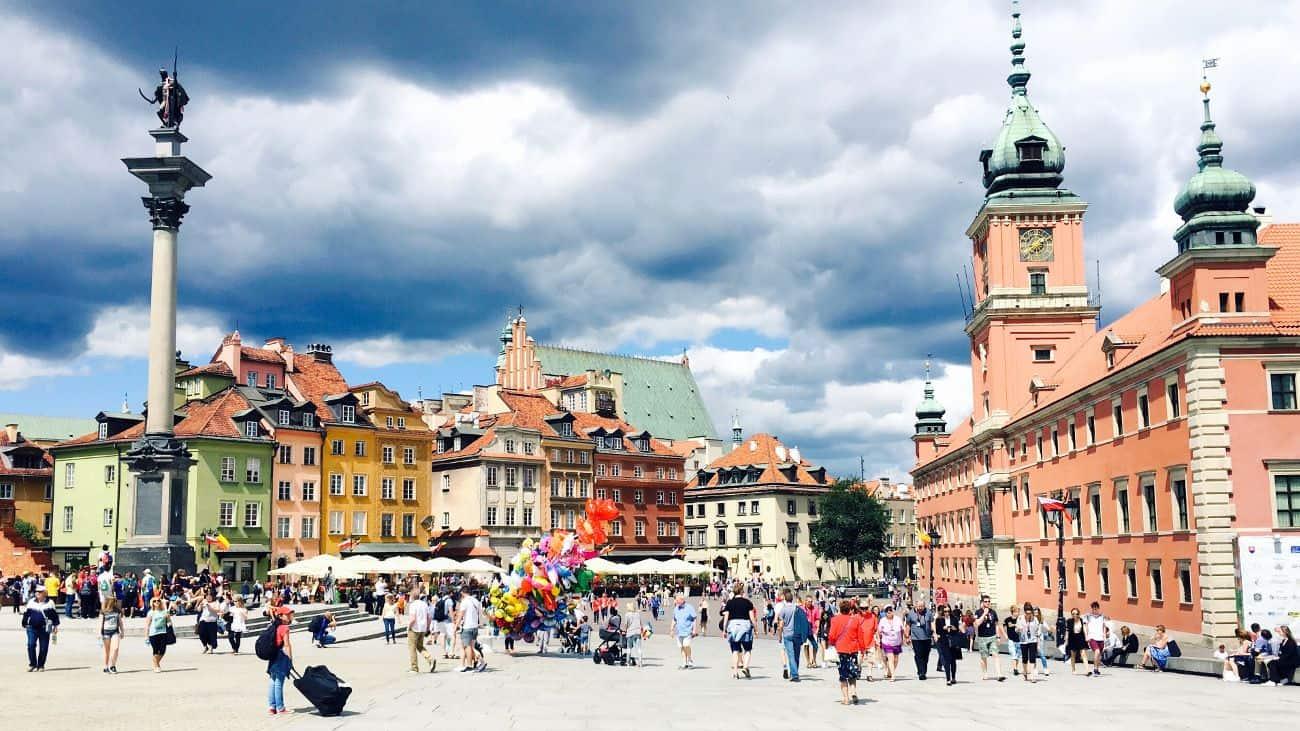 Comment aller en Pologne pas cher