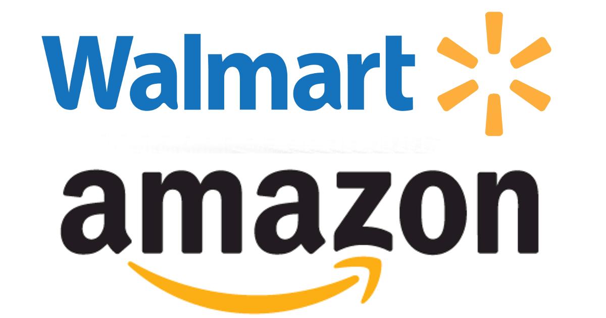 Économisez grâce à Amazon et Walmart