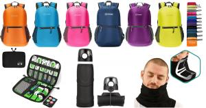 25 idées cadeaux autour de 25$ pour les amateurs de voyage