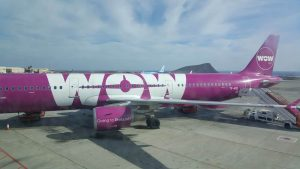 Review: WOW Air And Their Very Cheap Flights To Europe