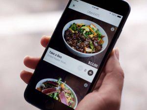 Uber Eats, une app intéressante pour commander de la nourriture