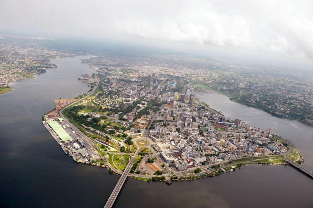 Côte d'Ivoire pour 396$CAD aller-retour de New York