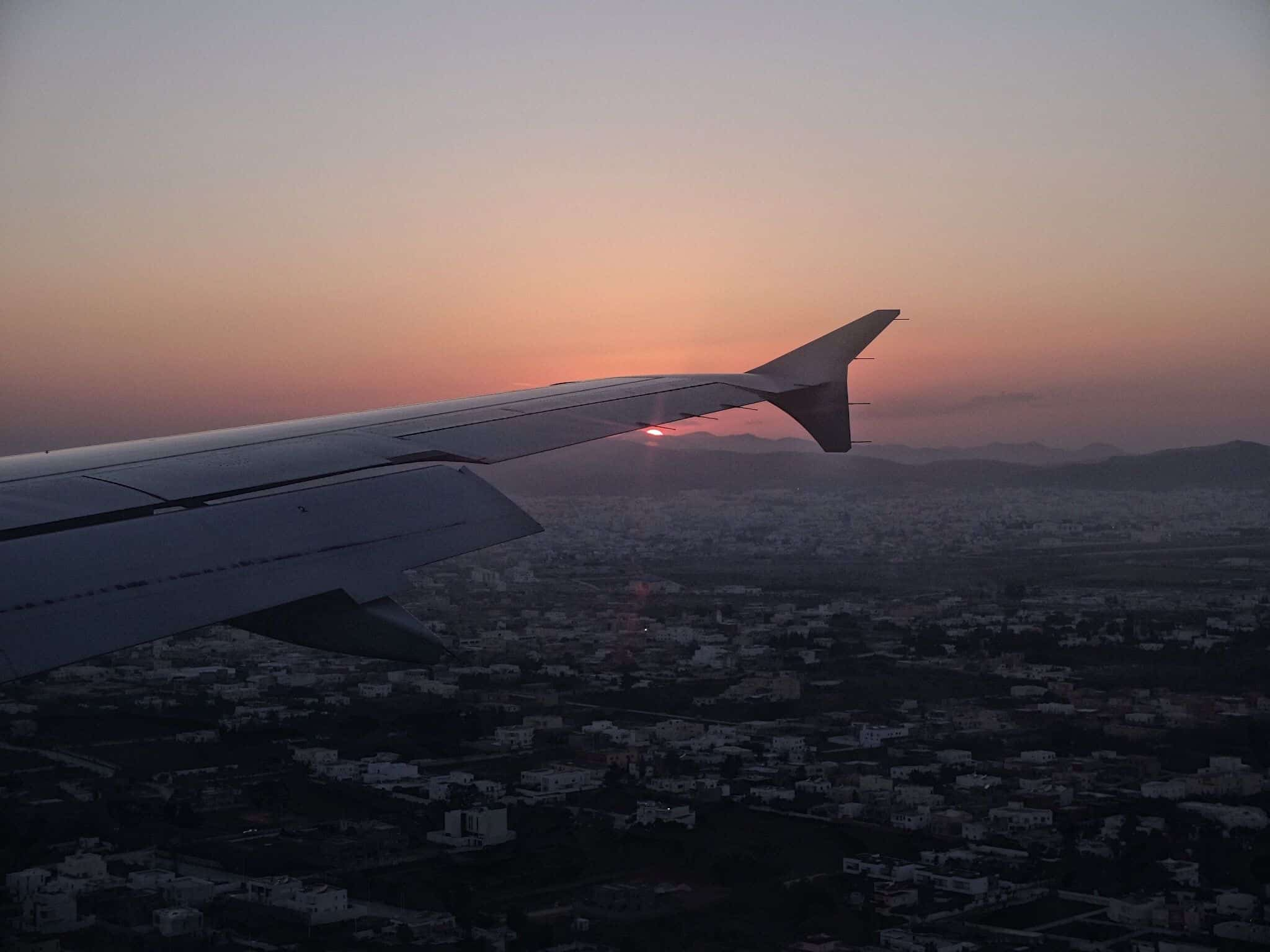Avion Tunis