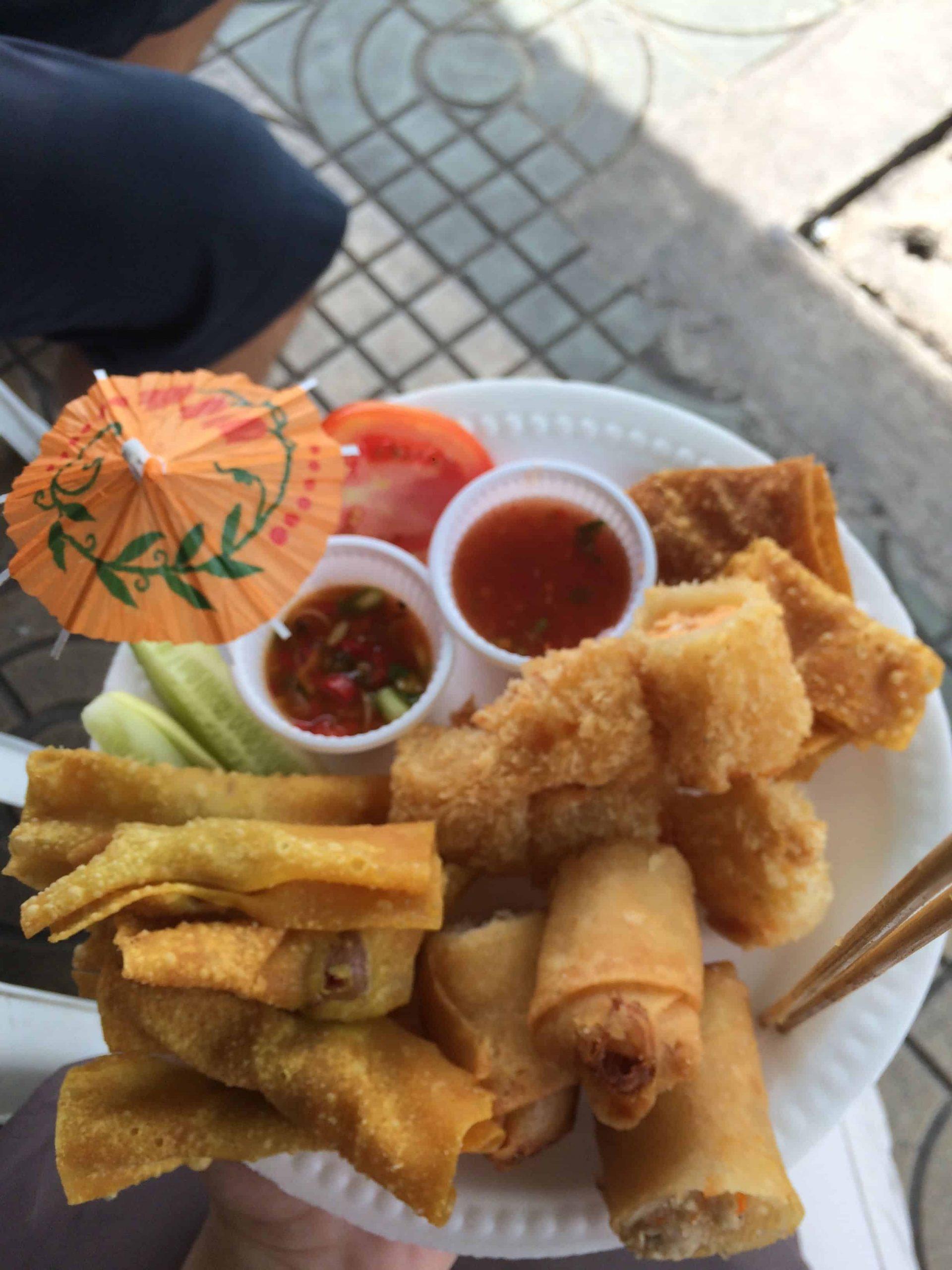 Thailande nourriture