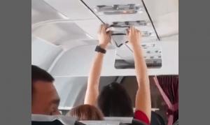 Un vol détourné à cause de flatulences… et séchage de sous-vêtements à bord