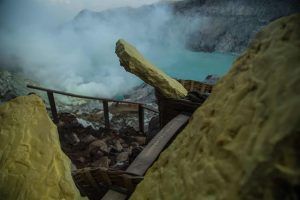 Indonésie: l'enfer d'Ijen