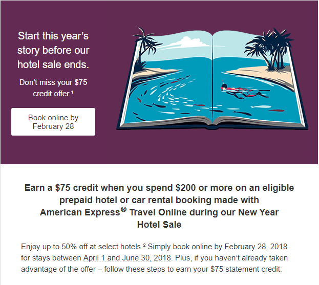 offres american express