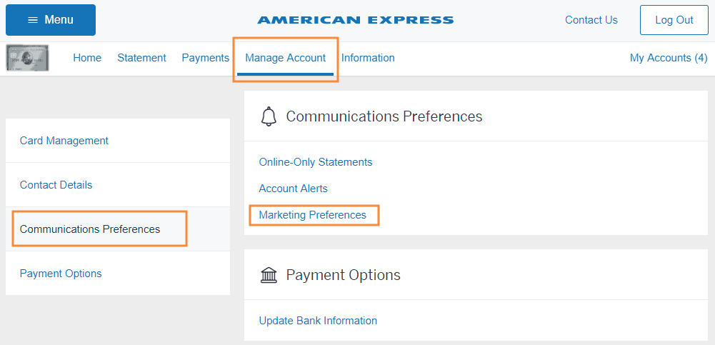 amex offres