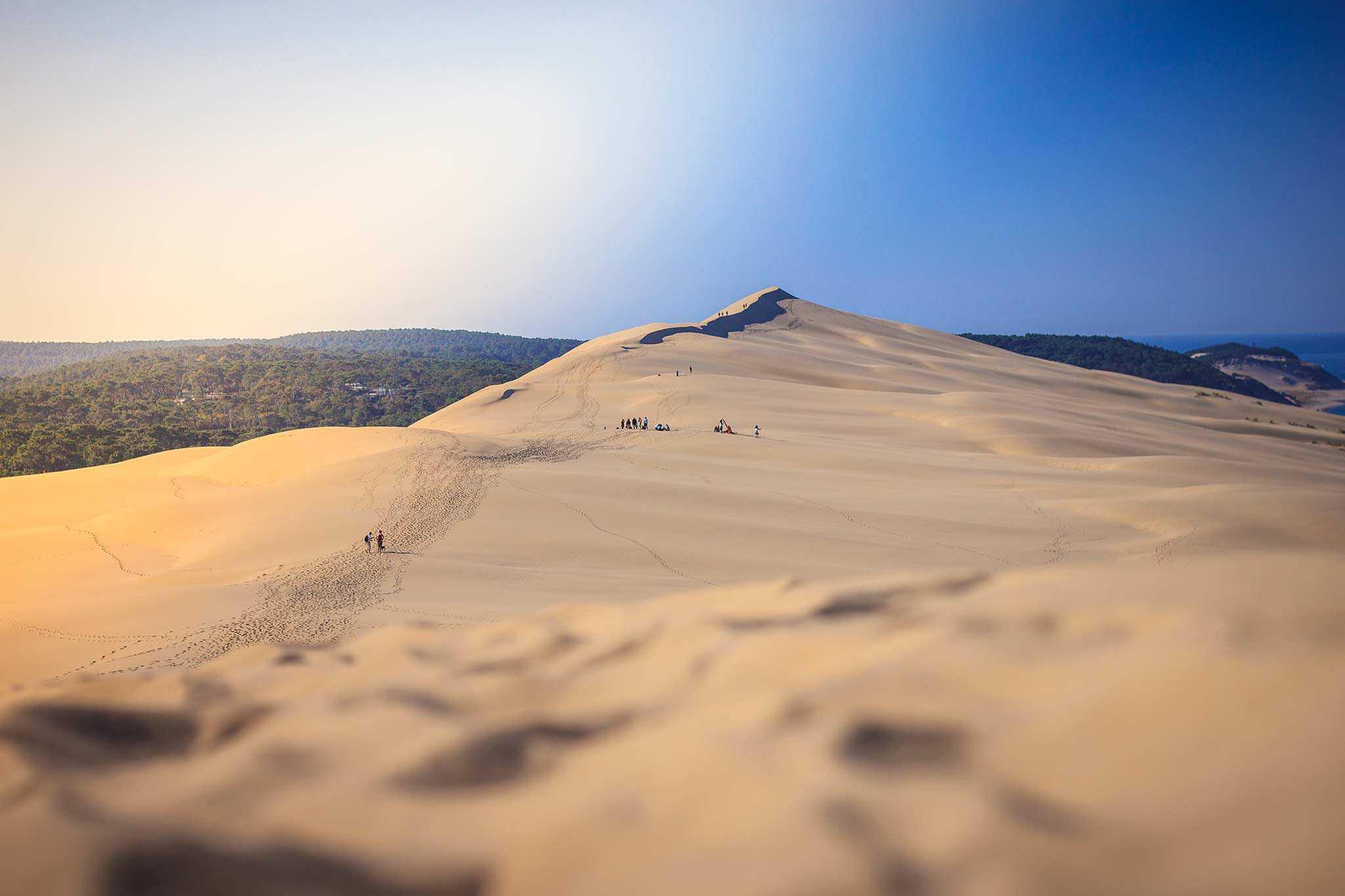 La dune du Pilat, Arcachon, France