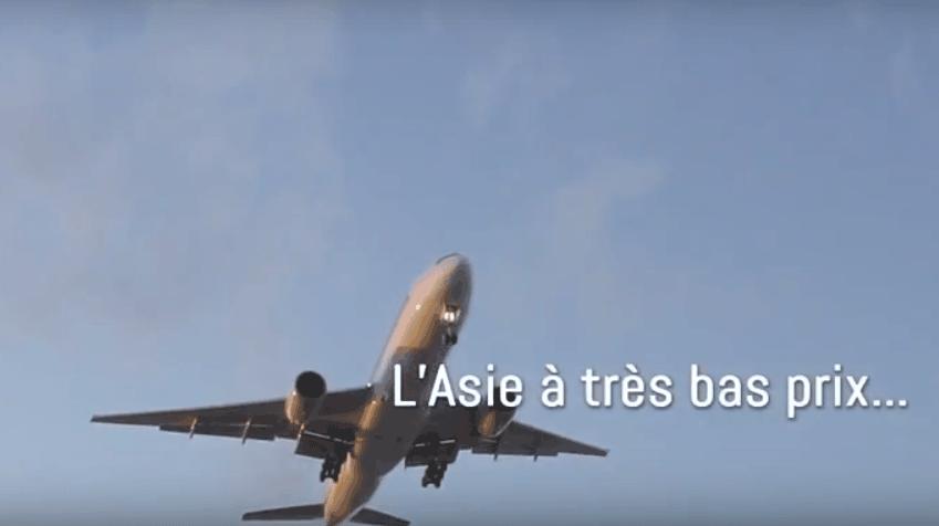 Vidéo d'inspiration pour l'Asie