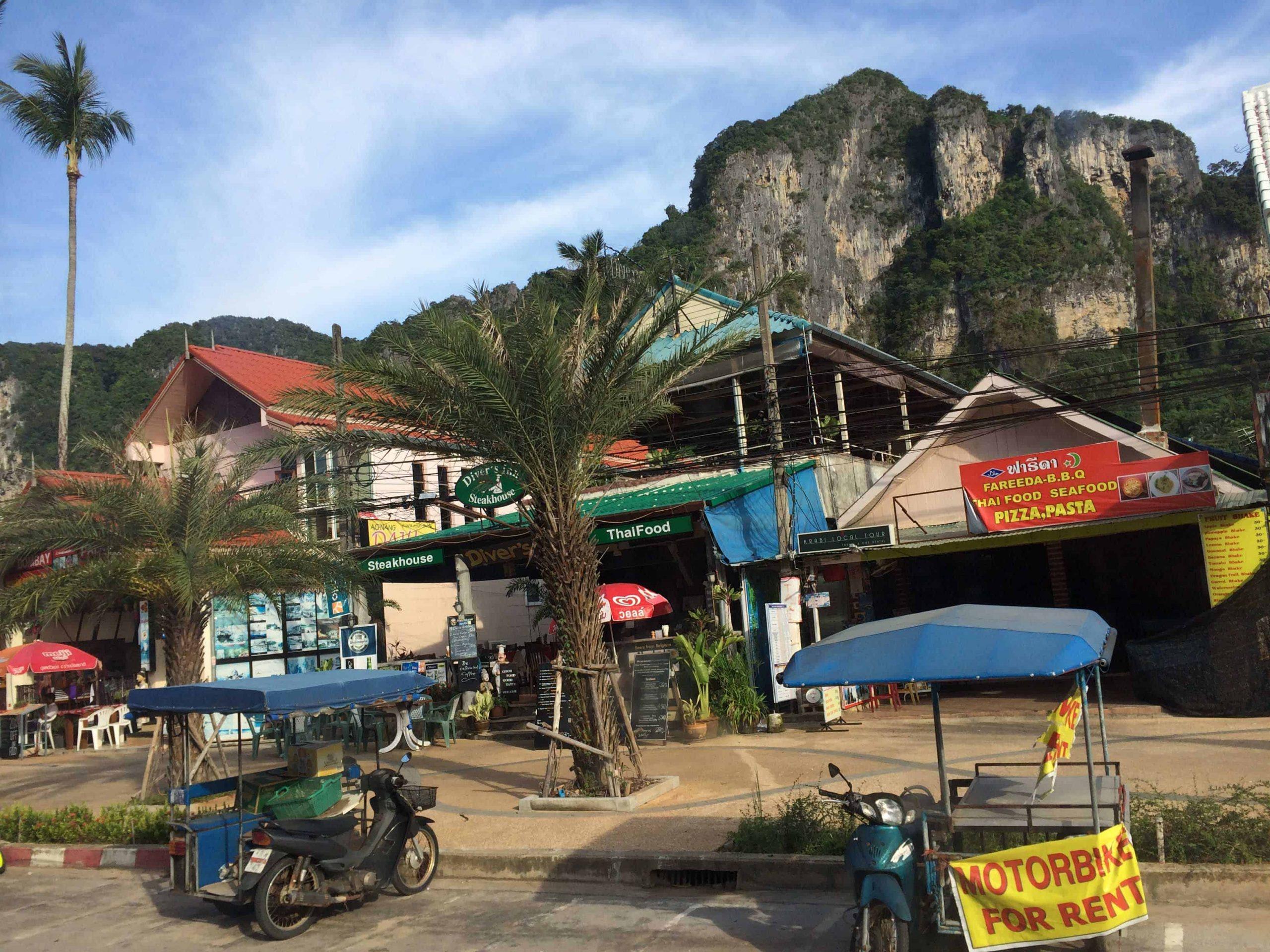 You are currently viewing Chercher le choc culturel ou prendre ses repères en Asie du Sud-Est avec Koh Lanta dans' face en saison basse