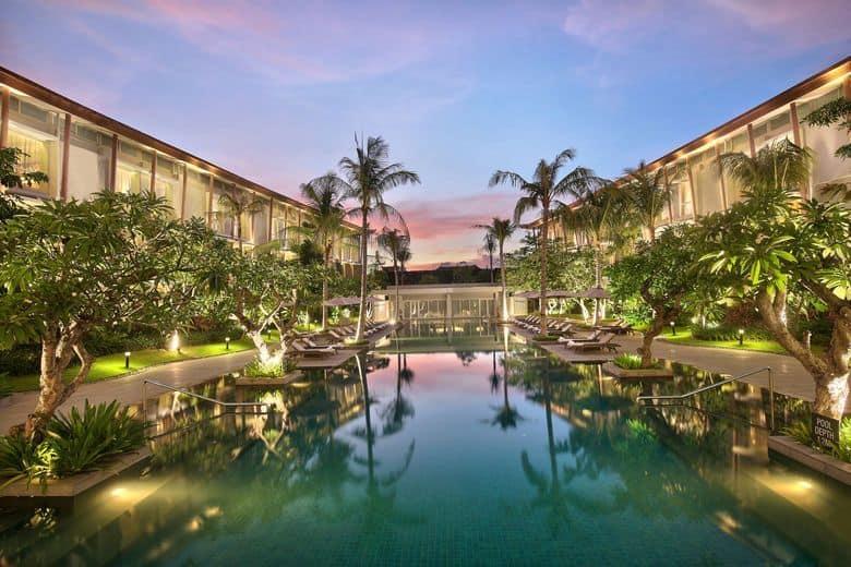 You are currently viewing Comment j'ai obtenu 5 nuits complètement gratuites dans un hôtel Hilton à Bali