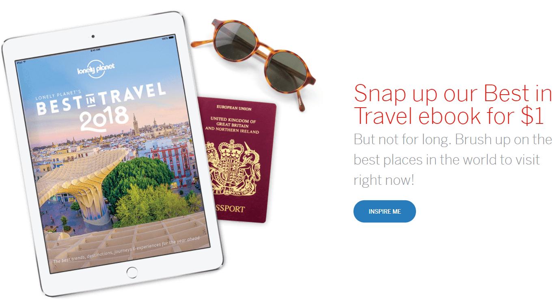 best in travel ebook