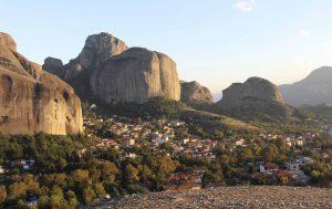 Météores: randonnées grandioses et visite des fameux monastères perchés