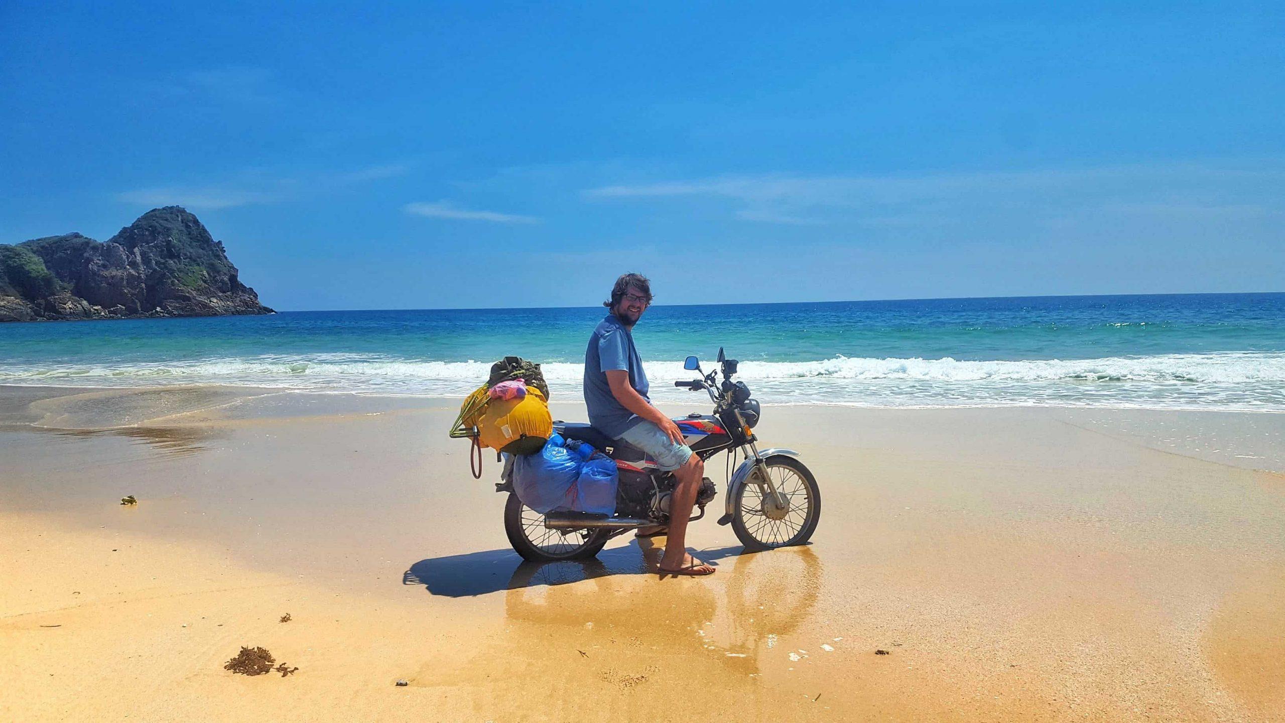 Parcourir le Vietnam à moto, une façon différente de voyager