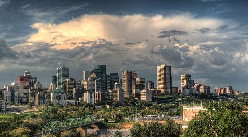You Can Fly To Edmonton For $9 One-Way ($58 Roundtrip)