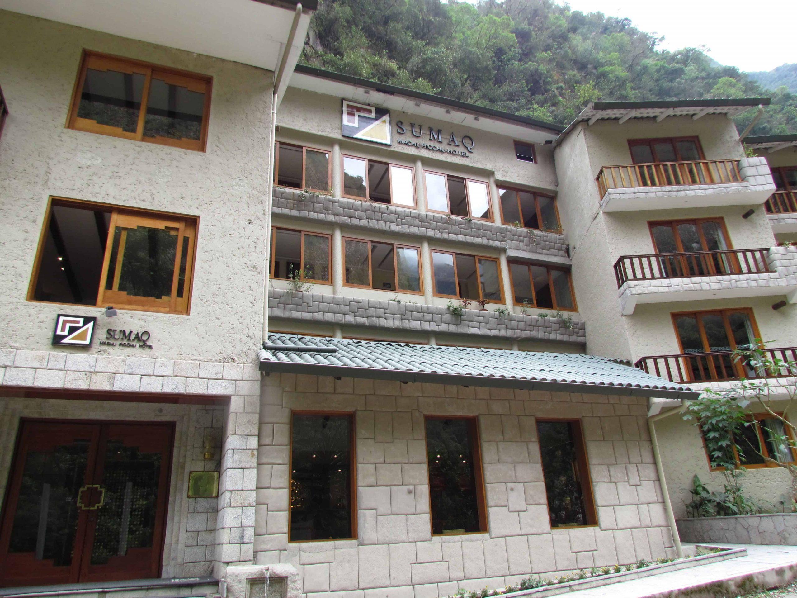 Hotel Review: SUMAQ Machu Picchu Hotel, Peru