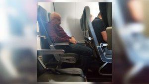 Un passager urine sur le siège devant lui, un passager frappe le ventre d'une femme enceinte… et quelques autres idiots