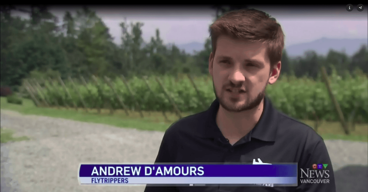 Flytrippers' Interview With CTV About Swoop, Canada's New Ultra Low-Cost Carrier