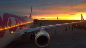Voici comment c'était à bord du vol inaugural de Swoop, la nouvelle compagnie ultra low-cost canadienne