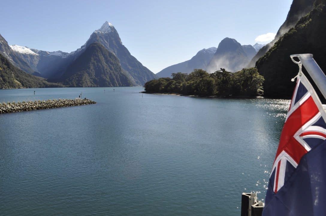 À la découverte de l'île du Sud de la Nouvelle-Zélande